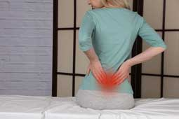 mid back pain